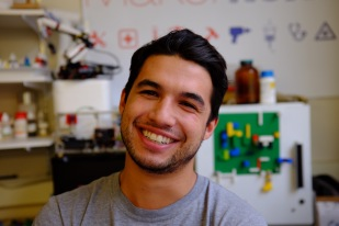 Nikolas Albarran, Mechanical Engineering, MIT