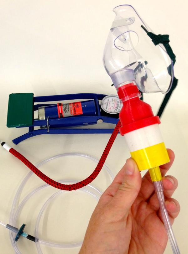 3D Printed Nebulizer