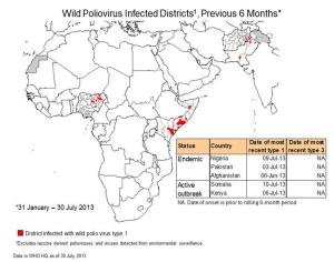 Somalia's Polio Outbreak